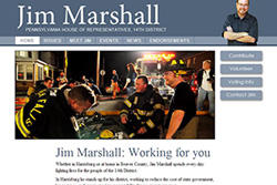 Jim Marshall website